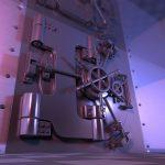 Image of vault door by Reimund Bertrams from Pixabay